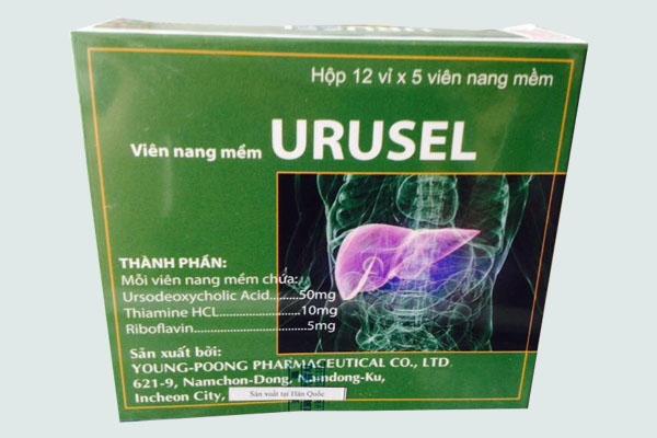 Hộp thuốc Urusel