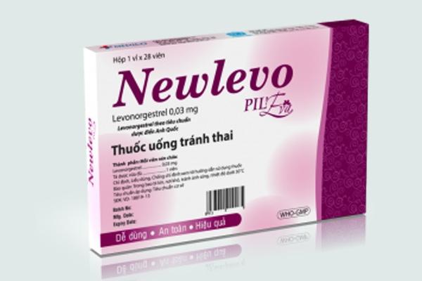 Thuốc Newlevo
