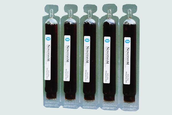 Ống thuốc Novothym