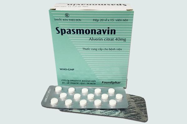 Spasmonavin