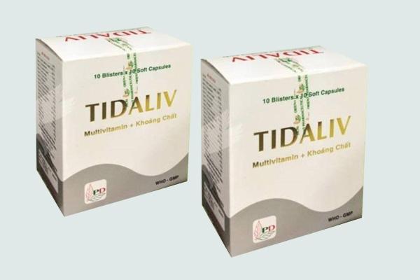 Thuốc Tidaliv