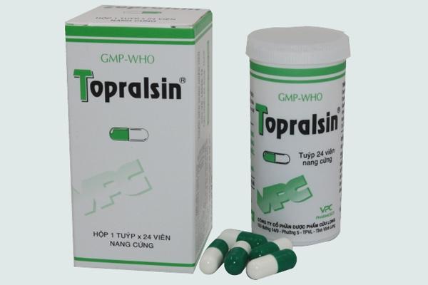 Topralsin