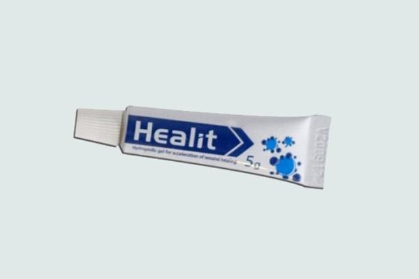 Tuýp thuốc Healit