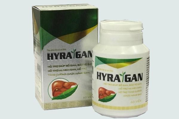 Thuốc Hyra Gan