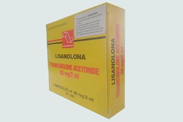 Hộp Lisanolona