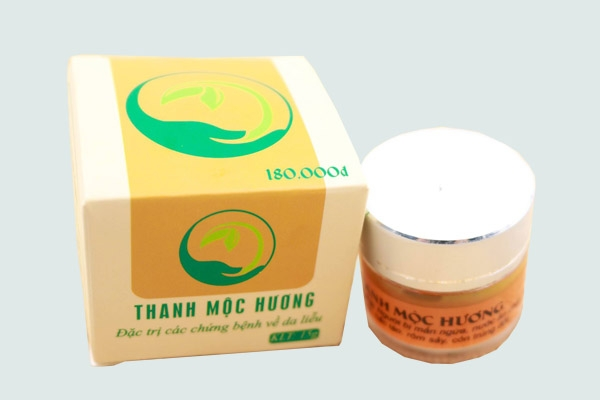 Hộp sản phẩm Thanh Mộc Hương