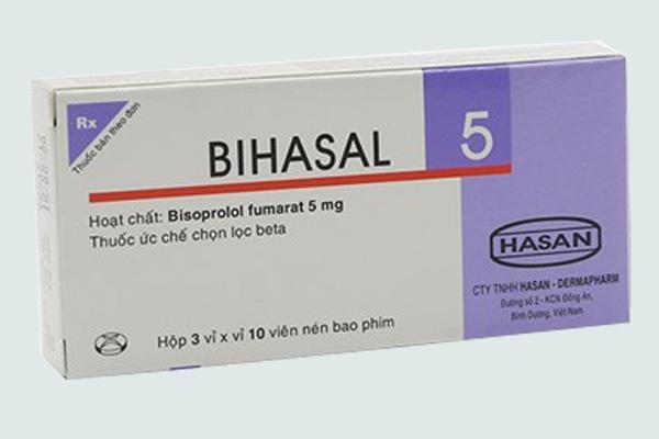 Hộp thuốc Bihasal