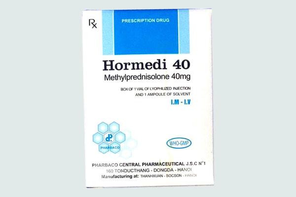 Hộp thuốc Hormedi 40