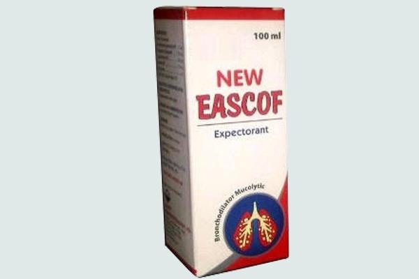 Hộp thuốc New Eascof