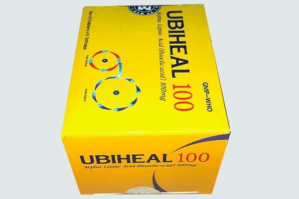 Hộp thuốc Ubiheal 100