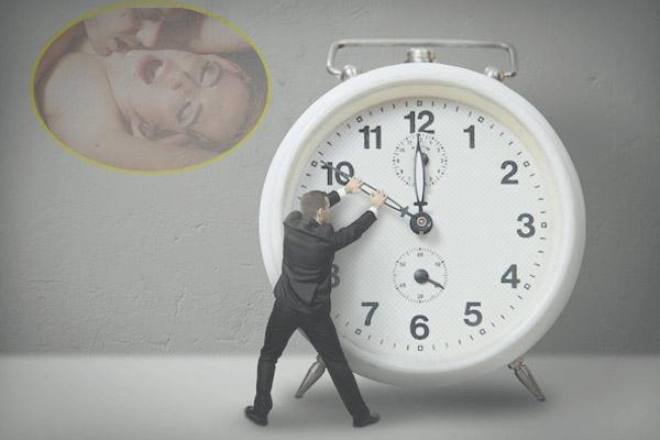 Kéo dài thời gian quan hệ tình dục
