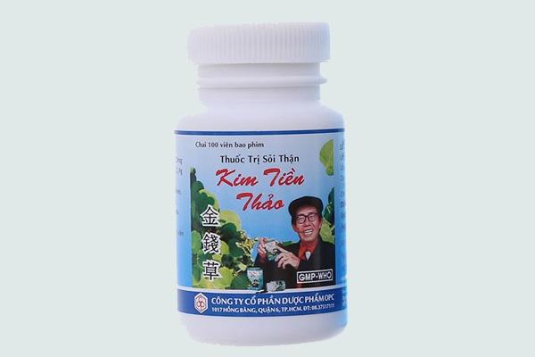 Lọ thuốc Kim tiền thảo