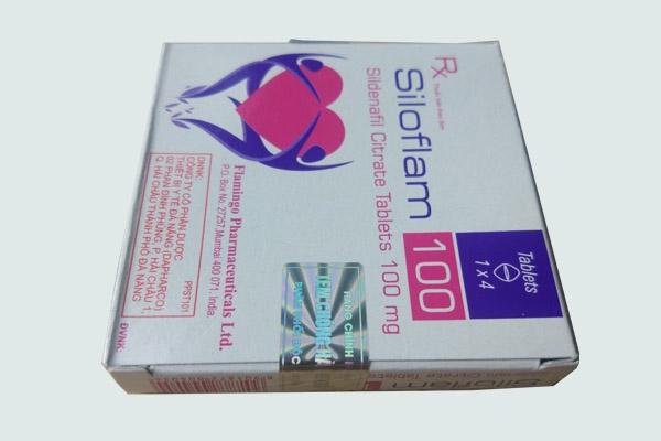 Siloflam 100 Thật có tem chống giả