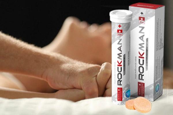 Tác dụng của sản phẩm Rockman