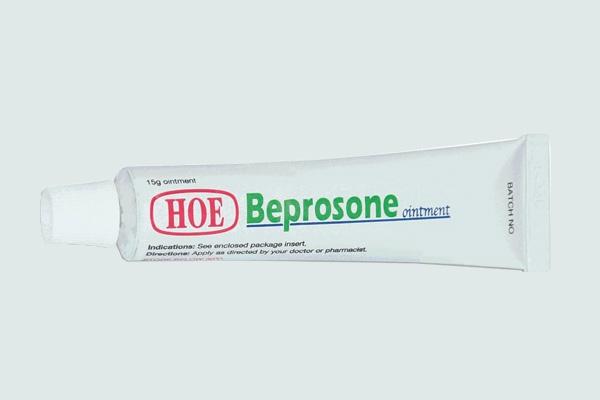Typ thuốc Beprosone