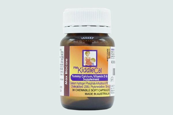 Hộp thuốc KiddieCal