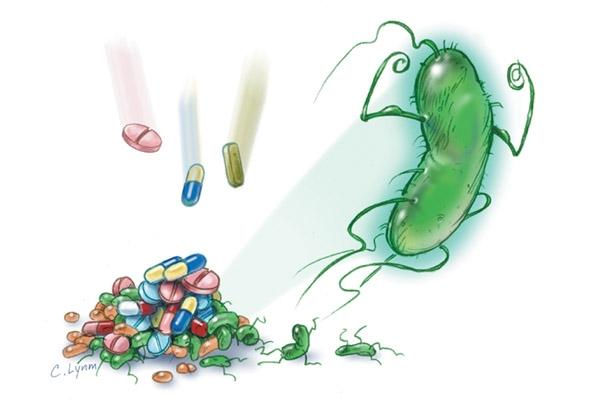 Vi khuẩn kháng thuốc