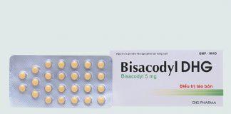Bisacodyl