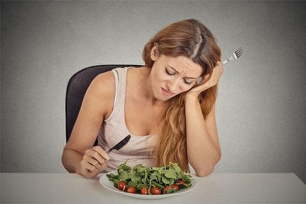 Biseptol có thể gây chán ăn