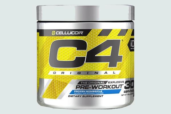 C4 – một loại pre-workout quen thuộc tại thị trường Việt Nam