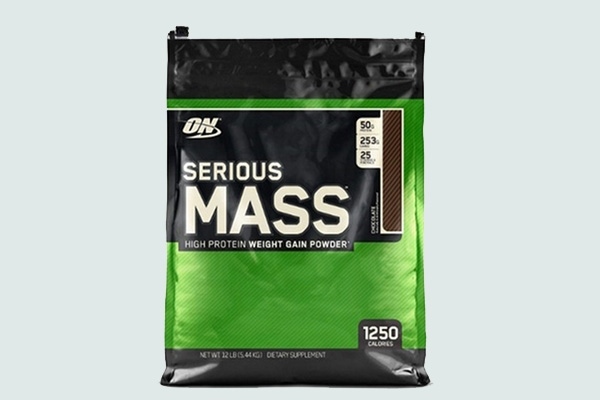 Serious mass của hãng ON. Loại này khá rẻ tiền