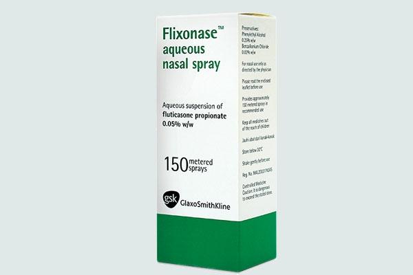 Chống chỉ định sử dụng Flixonase cho trẻ dưới 4 tuổi