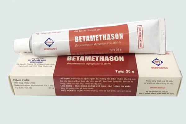 Thuốc Betamethasone