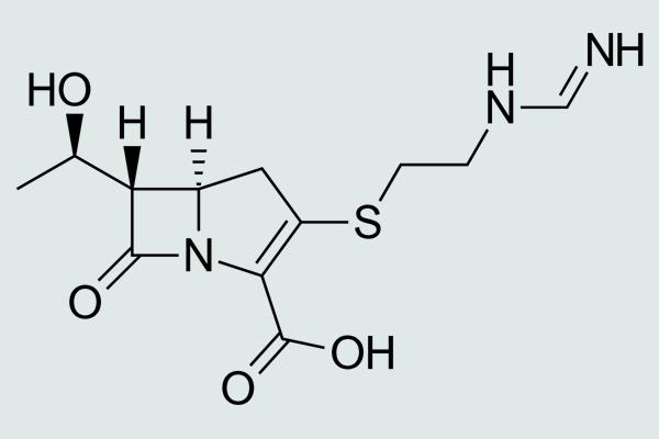 Công thức hóa học Imipenem