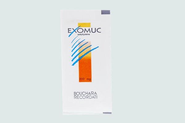 Gói thuốc Exomuc