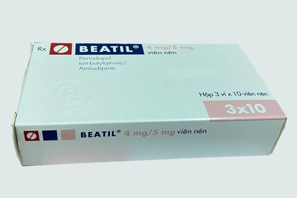 Hộp thuốc Beatil