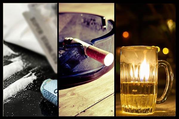Ma túy, thuốc lá và rượu bia làm giảm khả năng quan hệ tình dục