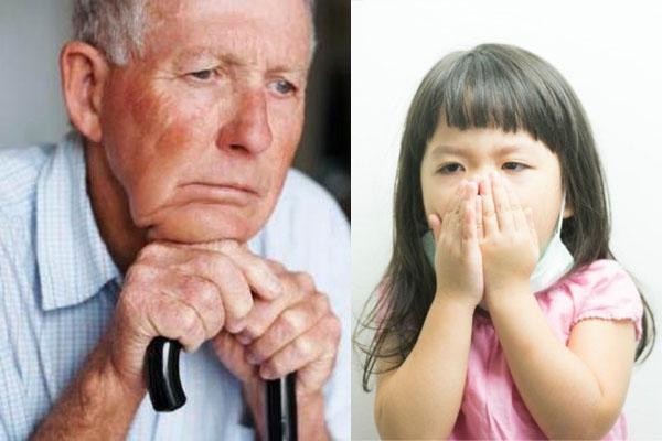 Người già và trẻ em rất dễ chịu tác dụng phụ của scopolamine