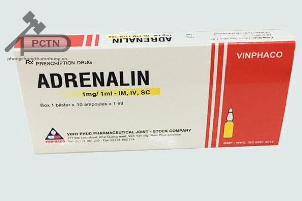 Thuốc Adrenalin