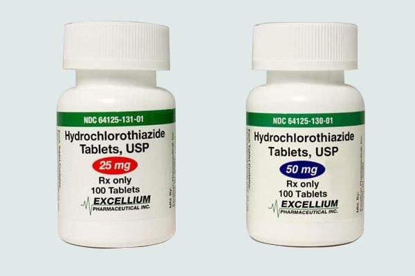 Thuốc Hydrochlorothiazide
