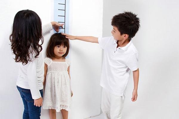 Trẻ có BMI thấp