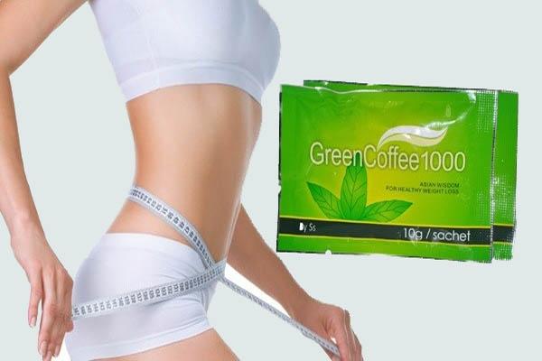 Công dụng của Trà giảm cân GREEN COFFEE