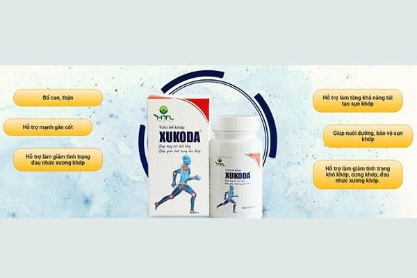Công dụng của Xukoda