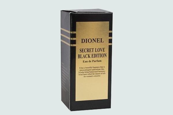 Hộp Dionel secret love black edition