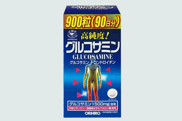 Hộp Glucosamine Orihiro
