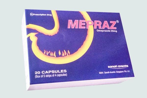 Hộp Mepraz