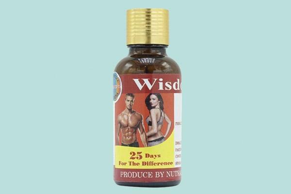 Lọ thuốc Wisdom weight