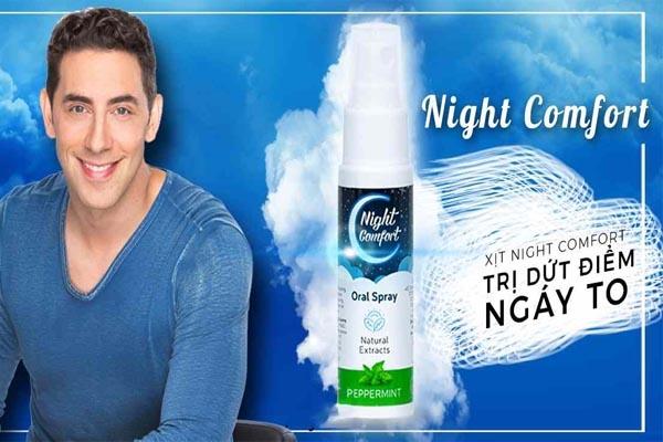 Night comfort