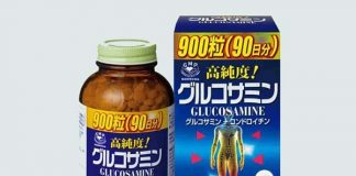 Sản phẩm Glucosamine Orihiro