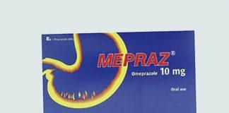 Sản phẩm Mepraz