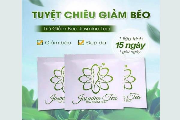 Sản phẩm Trà giảm cân Jasmin Tea