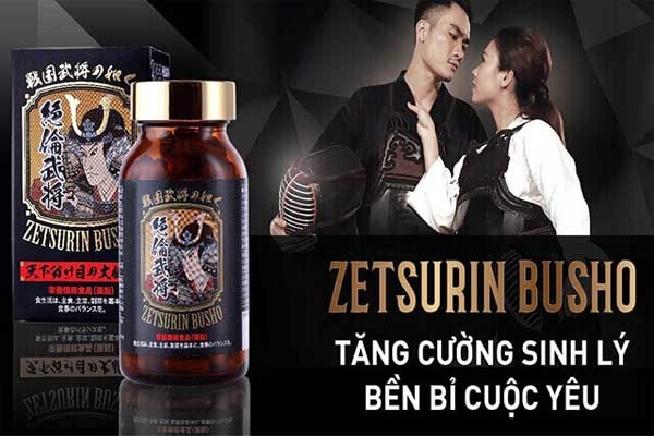 Sản phẩm ZETSURIN BUSHO
