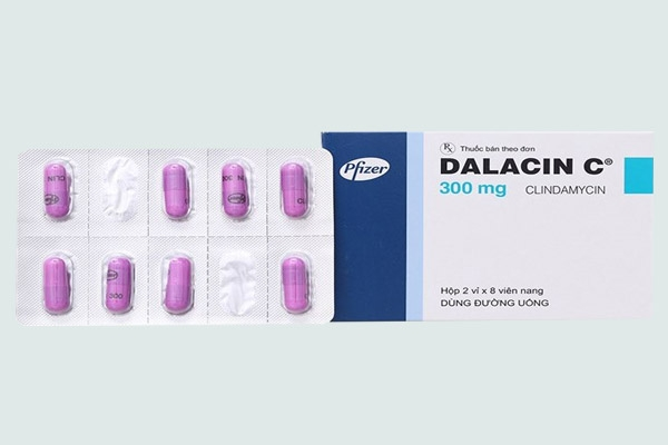 Thuốc Dalacin C 300mg