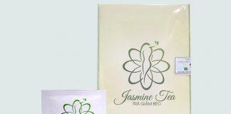 Trà giảm cân Jasmin Tea