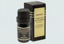 Dionel secret love black edition
