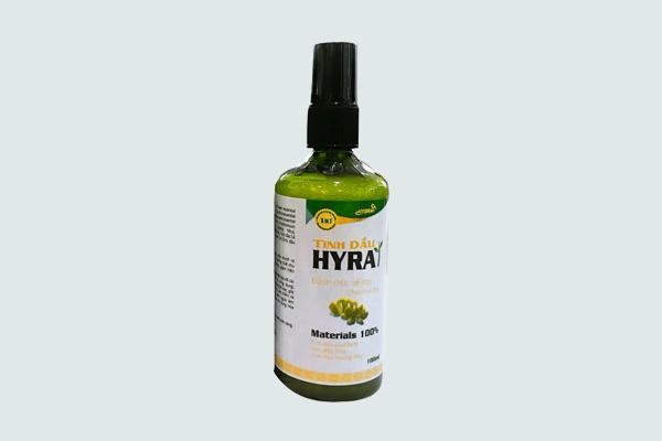 Lọ tinh dầu Hyra
